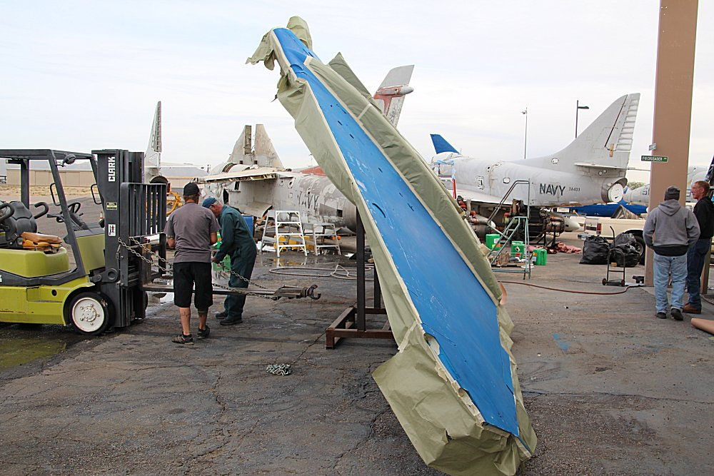 Fighting Classics Aircraft Restoration Inc