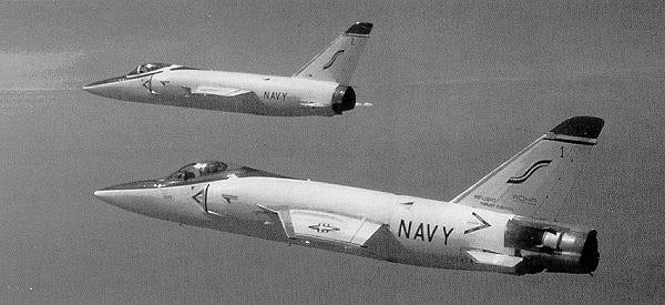 GRUMMAN F11F TIGER BuNo 141853