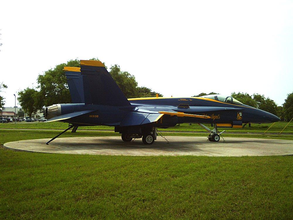 F A 18b Hornet Buno163093